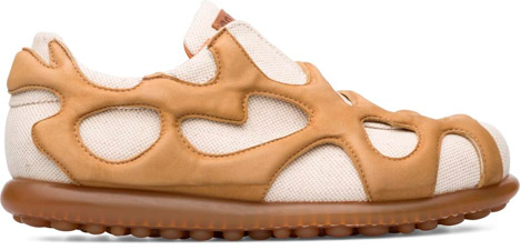 Pelotas shoe by Camper and Campana Brothers