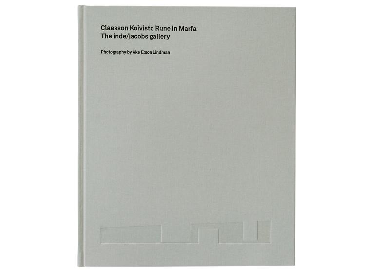 Claesson Koivisto Runedezeen Inde book competition