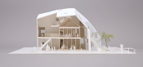 Clover House by MAD