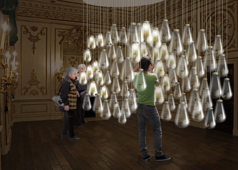 Curiosity Cloud by Mischer'traxler