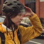 Prototype designs use augmented reality to make urban cycling safer