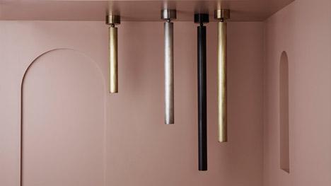 Cylinder Pendant