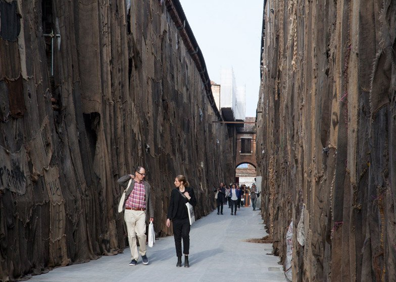 David Adjaye creates temporary museum for Venice Art Biennale