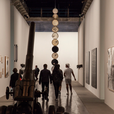 David Adjaye creates temporary museum for Venice Art Biennale 2015