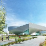 Diller Scofidio + Renfro unveils spiralling design for US Olympic Museum