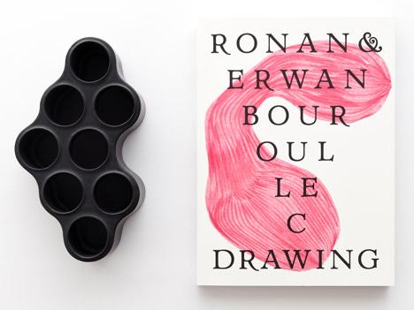Cloud vases by Ronan &amp Erwan Bouroullec