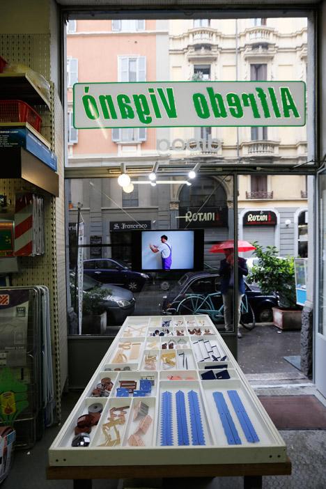 Droog's Ferramenta hardware store at Milan 2015