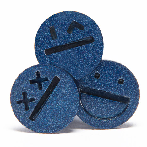 Emoticon Screws by Droog at Milan 2015