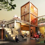 Foster + Partners to build hipster village in Dubai