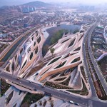 Sprawling wetland structures by HHD_FUN host Chinese horticultural show