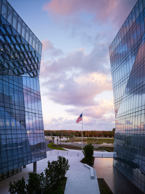 FBI South Florida Headquarters by Krueck and Sexton Architects