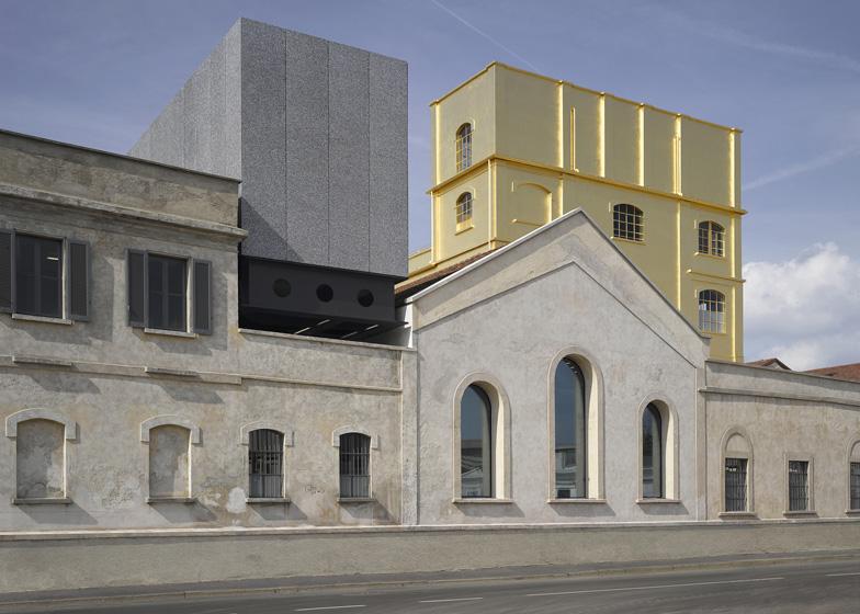 OMA's Fondazione Prada art centre opens in Milan