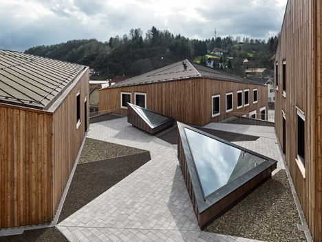 Fraunhofer Research Campus by Barkow Leibinger