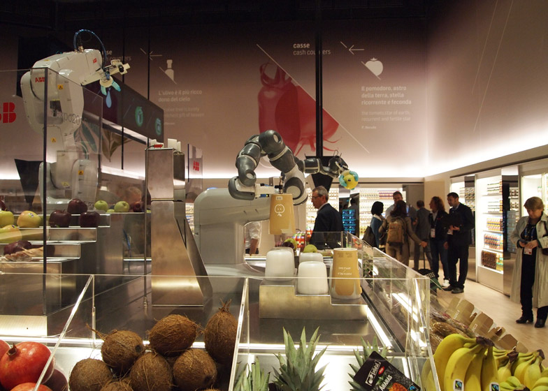 Future Food District at Milan Expo 2015 by MIT and Carlo Ratti
