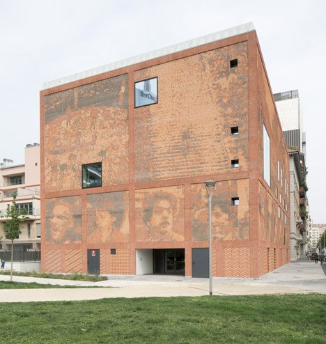 House of Memory in Milan
