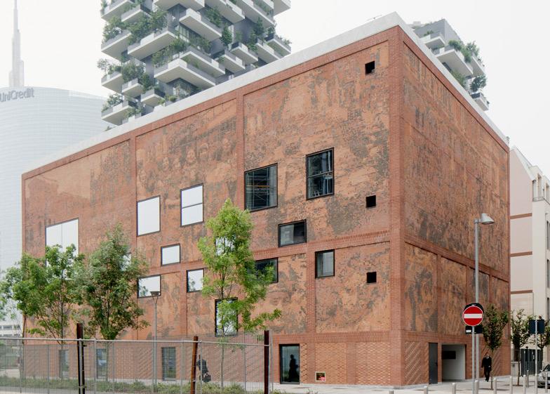 House of Memory in Milan