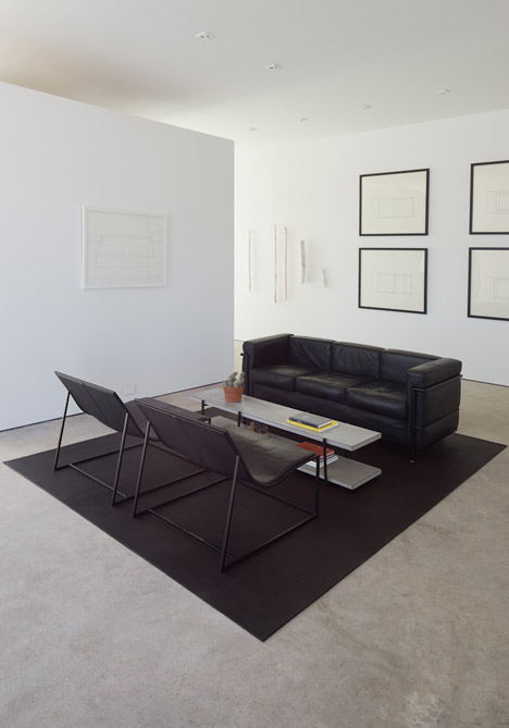 Inde/Jacobs gallery, Marfa by Claesson Koivisto Rune