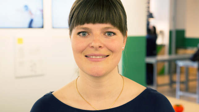 Ingrid Allenbach, student at Lund University