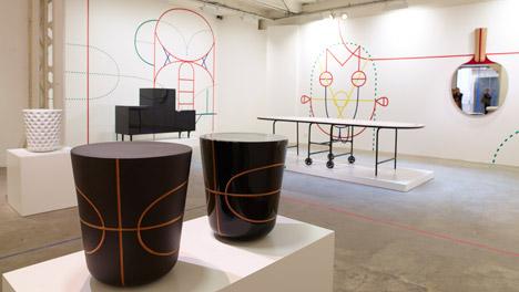 Jaime Hayon exhibition by Galerie Kreo