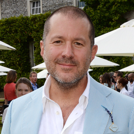 Apple promotes Jonathan Ive to new chief design officer role