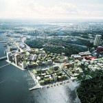 Adept and Mandaworks to transform 18 hectares for Stockholm's Royal Seaport