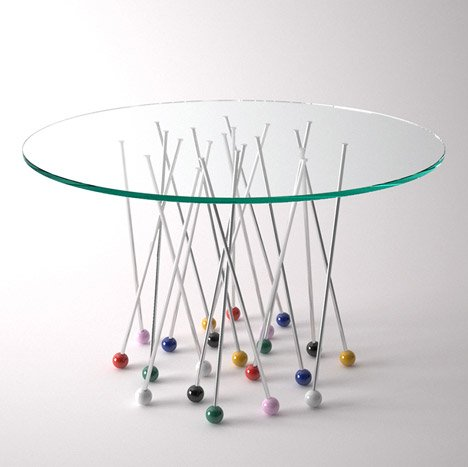 Liaison Table by Daniele Ragazzo