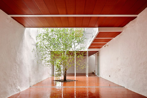 Luz House by Arquitectura-G