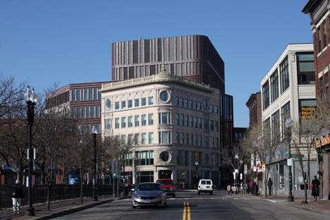 Bruce C Bolling Municipal Building by Mecanoo