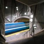 Christopher Forsyth embarks on a project to document all of Montreal's metro stations