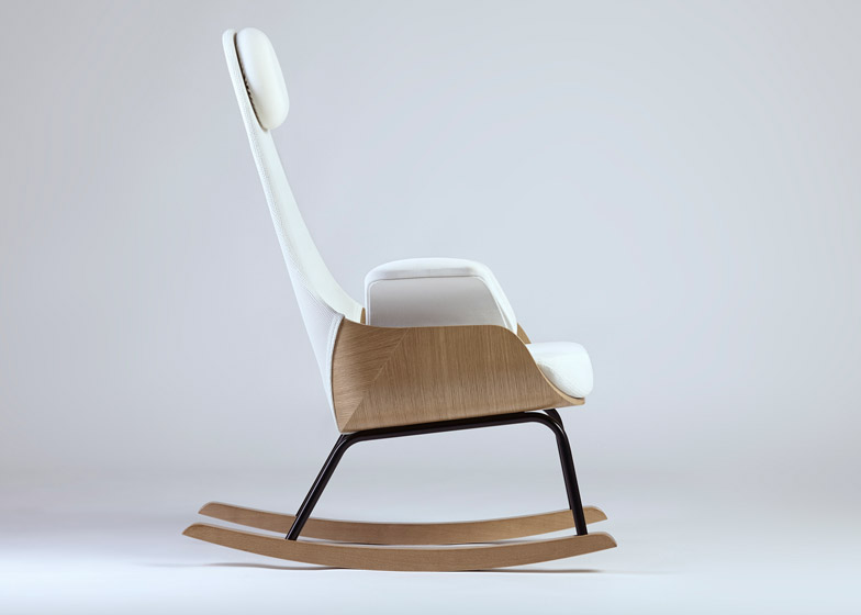 Nana Breastfeeding Rocker By Alegre Design