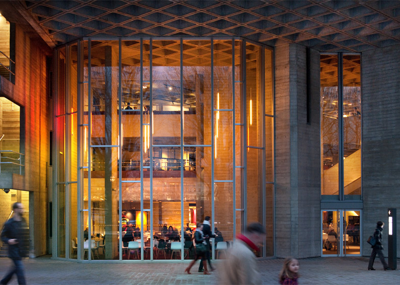 National Theatre by Haworth Tompkins