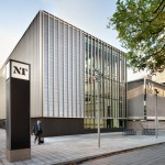 Haworth Tompkins completes renovation of Denys Lasdun's National Theatre