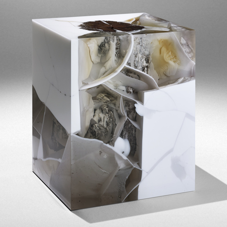 Nucleo with Ammann Gallery for Collective Design_dezeen_3