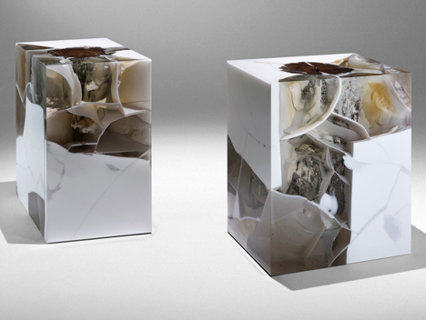 Nucleo with Ammann Gallery for Collective Design_dezeen_4