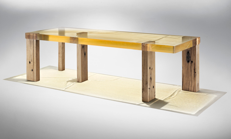 Nucleo with Ammann Gallery for Collective Design_dezeen_5