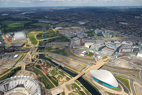 Olympicopolis by O'Donnell and Tuomey and Allies and Morrison