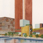 Allies and Morrison and O'Donnell & Tuomey win contest for Olympic Park cultural campus