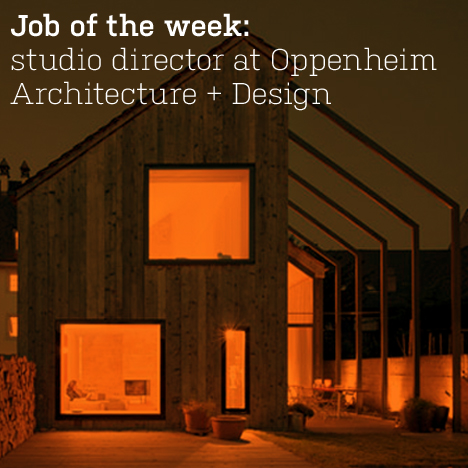 Dezeen Jobs architecture and design recruitmemt
