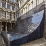 Shigeru Ban's Venice biennale installation is made from thousands of makeup cases