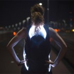 Phototrope shirt by Pauline van Dongen includes LEDs to improve safety for night runners
