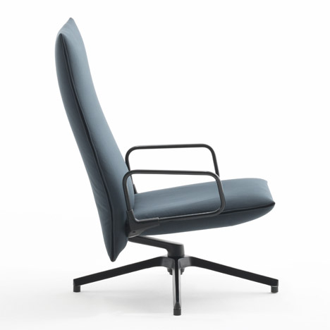 Pilot Chair for Knoll by Barber & Osgerby