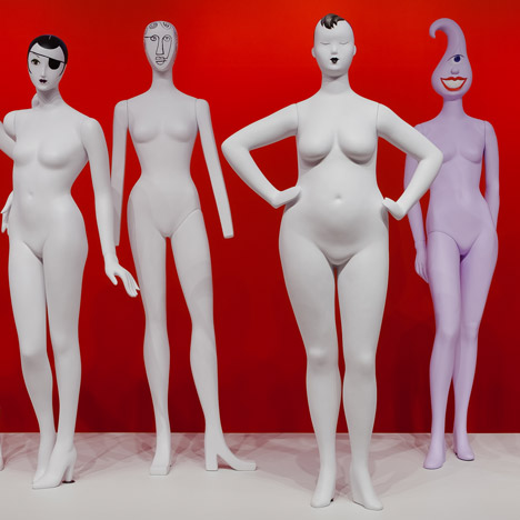 "Ralph Pucci's fashion mannequins ""mirror how we want to see ourselves"""