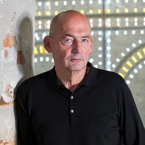 Zaha Hadid Architects should follow example of McQueen, says Rem Koolhaas