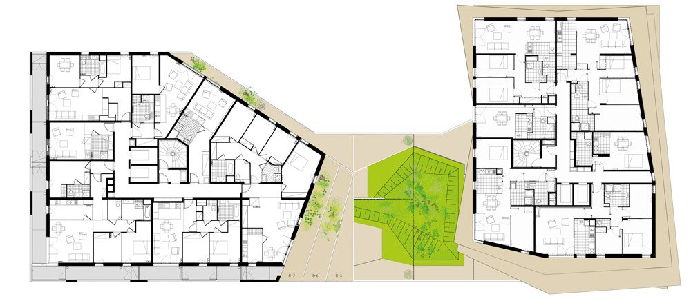 Plan On Pinterest Floor Plans Architects And Runes