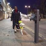 Responsive Street Furniture adapts public spaces to suit pedestrians' needs