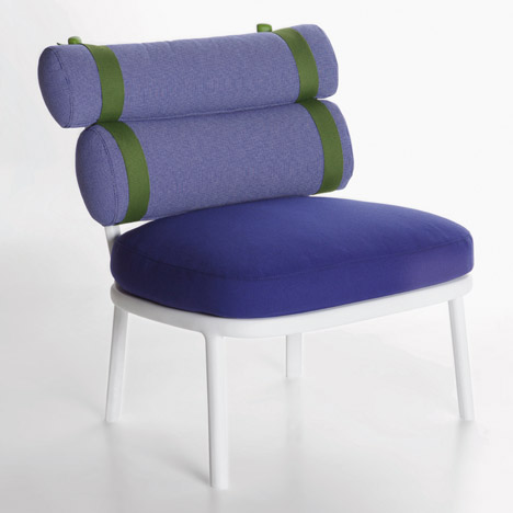Roll by Patricia Urquiola for Kettal