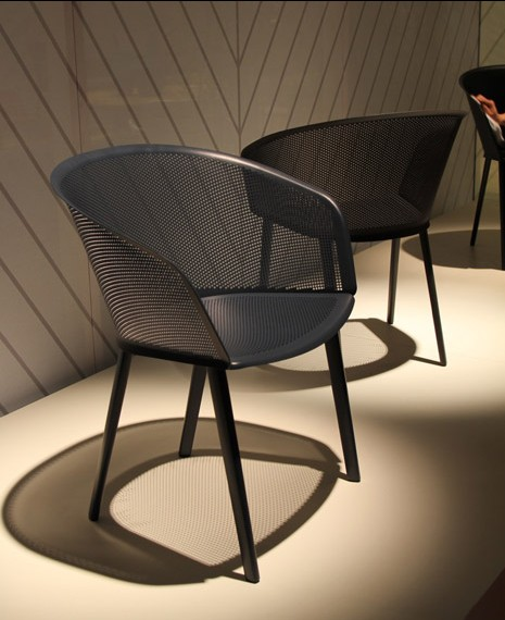Stampa chair for Kettal by Ronan and Erwan Bouroullec