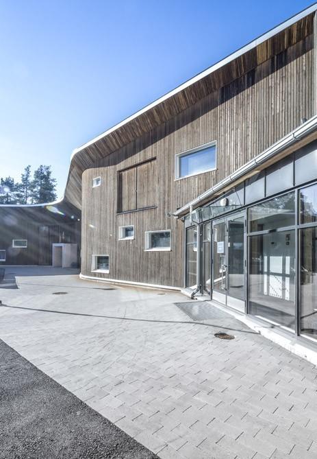 Ruukki Health Clinic by Alt Arkkitehdit