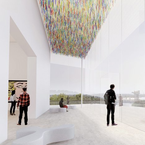 SANAA triumphs in hotly contested Sydney&ltbr /&gt Modern gallery competition