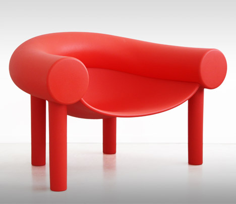 Sam Son chair by Konstantin Grcic for Magis